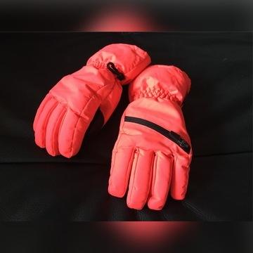 Rękawice narciarskie r.10-14lat 3M Thinsulate ins.