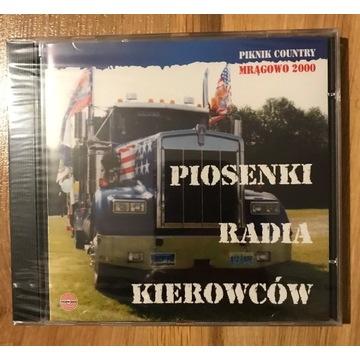 Piosenki Radia Kierowców - Piknik Mrągowo 2000