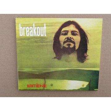Breakout - Kamienie 2000 Yesterday Records Nalepa