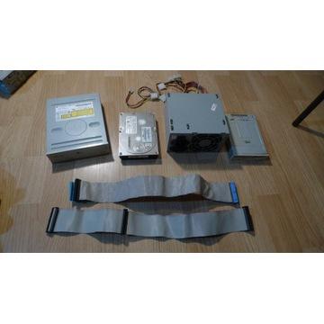 zestaw części do komputera