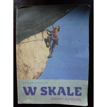 W skale. Zasady alpinizmu, Wacław Sonelski