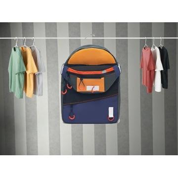 Plecak dziecięcy szkoła Zara next reserved