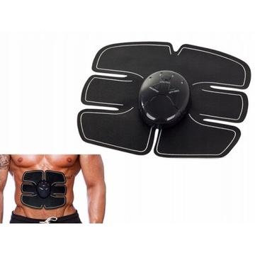 Elektrostymulator mięśni brzucha UNISEX
