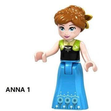Anna Kraina Lodu pasuje do lego