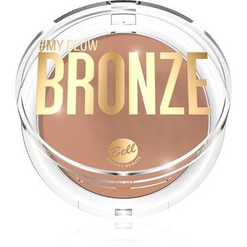 Bell #My Glow Bronze puder brazujaco - rozświetla