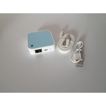TP-LINK TL-WR802N WiFi router Polsat NC+