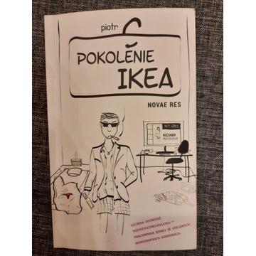 Książka Piotr C. - Pokolenie Ikea