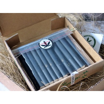 Susz CBD  pakowany w Gilzy 20 sztuk ok 3% CBD