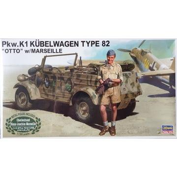 Hasegawa 1:24 20228 Pkw.K1 Kübelwagen Type 82 OTTO