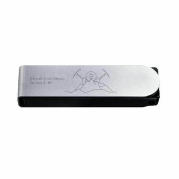 Ledger Nano X Genesis Block Edition