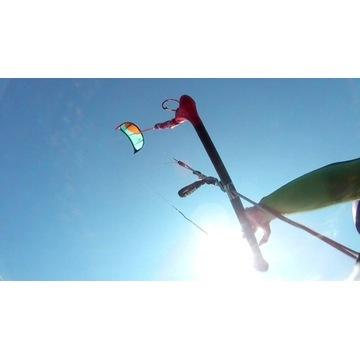 Kitesurfing Best Kahoona 9.5m 2014 z barem super s