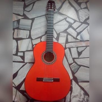gitara lutnicza Anton Jimenez - klasyk flamenco