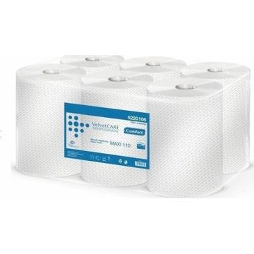 Ręcznik celulozowy VelvetCARE 6 sztuk x 110m