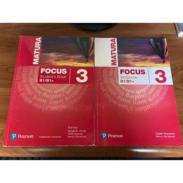 Matura focus 3 komplet