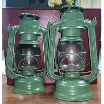 Lampy naftowe z epoki JUPITER 1 3 szt