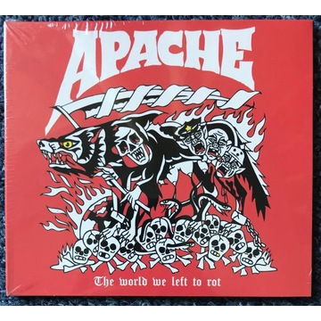Apache The World We Left To Rot wall of jericho