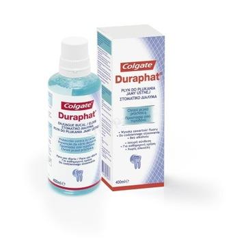 Colgate Duraphat płyn 400ml (pasta gratis )