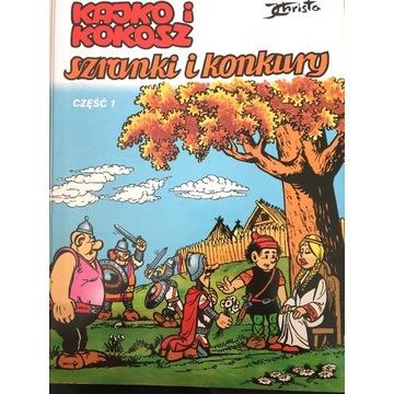 Kajko i Kokosz, Szranki i konkury cz 1