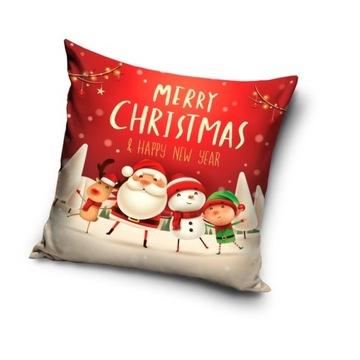 Poduszka Święta Prezent