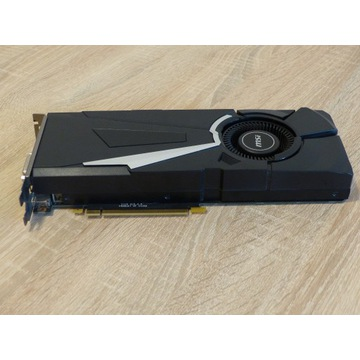 Nvidia GTX 1070 MSI Aero 8GB (blower)