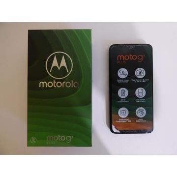 Motorola Moto G7 Plus 4/64GB Indigo nowy GW 3.2022