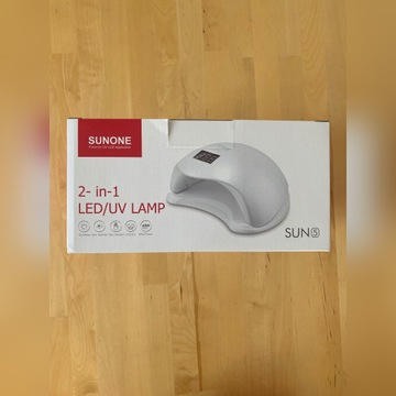SUNONE lampa led/uv hybrydy 48W