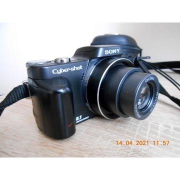 Sony Cyber -shot DSC H10+akcesoria.Okazja!