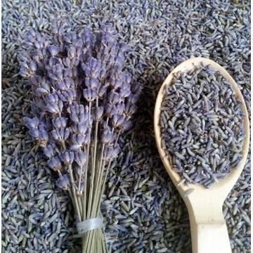 Lawenda susz kwiatowy 100g (Lavandula officinalis