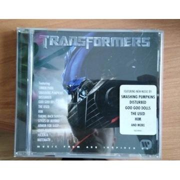 "Soundtrack filmu ""Transformers"""
