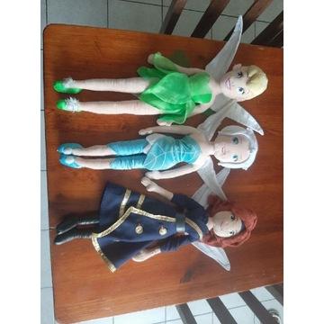 Wróżki dzwoneczek barwinka zarina lalki 50cm