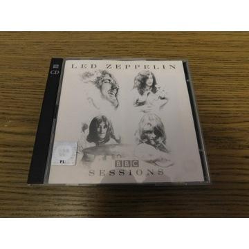 Led Zeppelin BBC Sessions 2cd