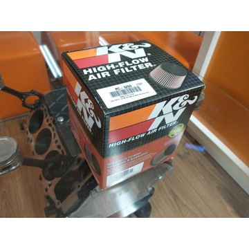 Stożkowy filtr powietrza K&N uniwersalny RC-3250