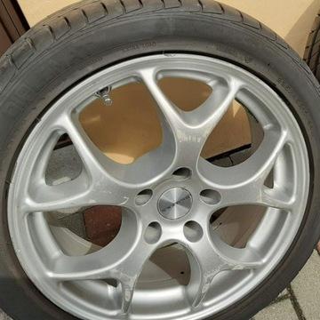 """Felgi 17"""" VW PASSAT + Opony DIPLOMAT"""