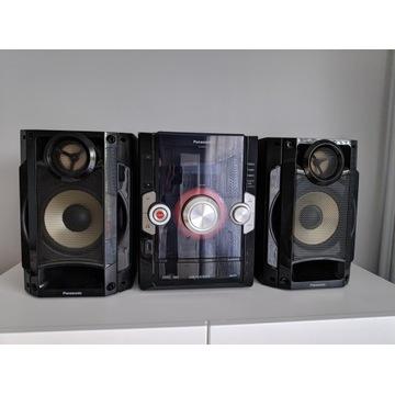 Wieża Philips - Zestaw muzyczny