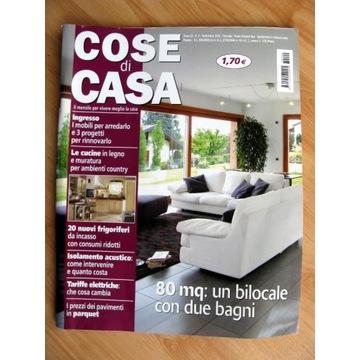 Cose di casa 9/2007 dom mieszkanie wnętrze