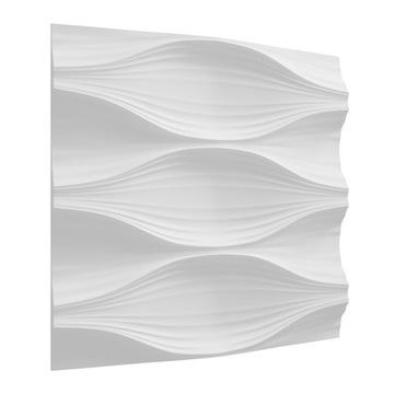 Panele ścienne 3D Gipsowe Muszle/Shells