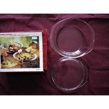 Naczynie żaroodporne SIMAX okrągłe poj. 2,5 litra