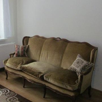 Antyczna Barokowa Sofa