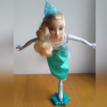 Frozen Kraina Lodu Magiczna Łyżwiarka Elsa