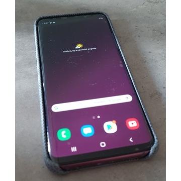 SAMSUNG GALAXY S9+ FIOLETOWY 6GB/64GB UŻYWANY