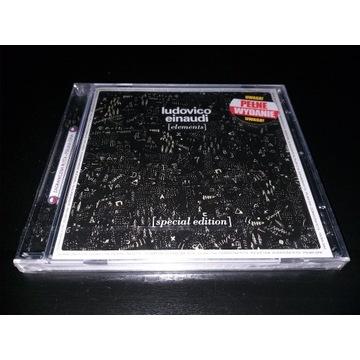 Ludovico Einaudi Elements Special Ed. PL CD+DVD