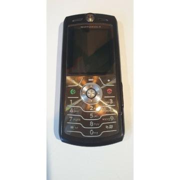 Motorola L7, prawdopodobnie uszkodzona bateria