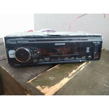 Radio Kenwood KMM-102