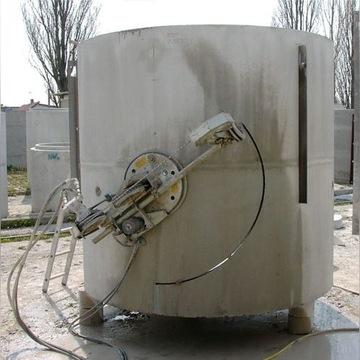 Hydrauliczna Piła kołowa CAZ-3200