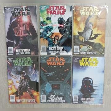 Star Wars Komiks rocznik 2019 - KOMPLETNY!