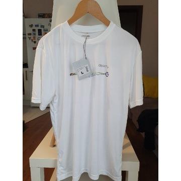 Bluzka koszulka do biegania męska, Craft rozm.L