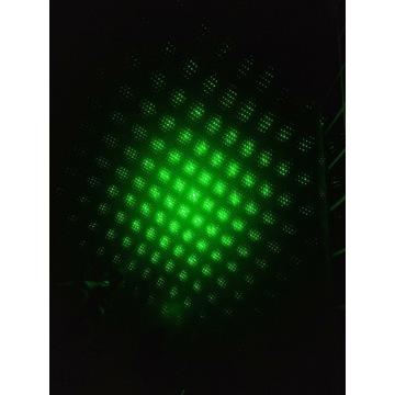 Laser zielony 1mW NOWY