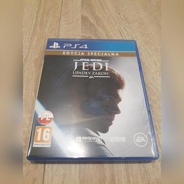 Star Wars Jedi Fallen Order Ps4 ideał PL