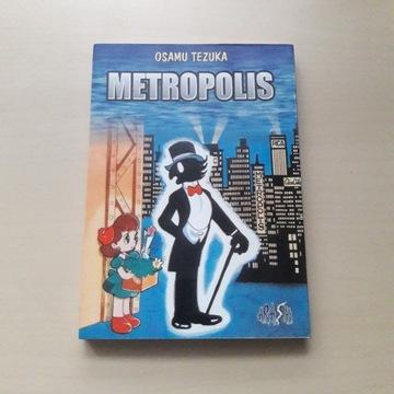Metropolis Osamu Tezuka Unikat #nocksiegarn