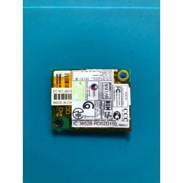 Model Conexant 3652B-RD02D110 Thinkpad